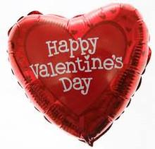 Valentine's Single Balloon