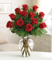 Dozen Fresh Red Roses