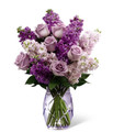 Pamper Me Purple Mix Floral Bouquet