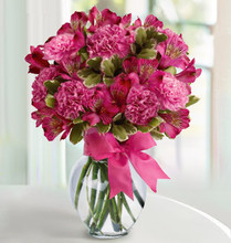 Pink Mix Floral Bouquet