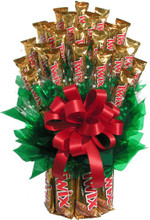 Twix Candies Bouquet