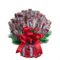 Twizzler Candies Bouquet