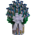 Almond Joy Candy Bouquet