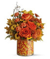 Candy Corn Fresh Rose Mix