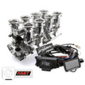 Big Block Chevy Polished Downdraft FAST EZ-EFI 2.0 Fuel Injection System