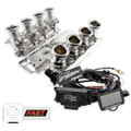 LS3 Chevy Polished Downdraft FAST EZ-EFI 2.0 Fuel Injection System