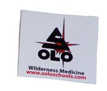 SOLO Sticker