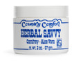 Country Comfort Comfrey-Aloe Vera Herbal Savvy ~ 2 oz