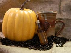 """Pumpkin Rum """"D"""" Roast (Decaf)"""
