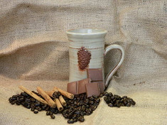 "Cinnamon Bark ""D"" Roast (Decaf)"