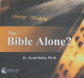 Bible Alone Audio CD Set