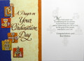 A Prayer On Your Ordination Day Greeting Card
