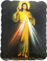 Divine Mercy Wood Wall Plaque