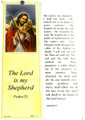 Psalm 23 Laminated Bookmark with Tassel
