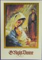O Night Divine Christmas Cards