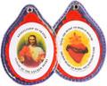Sacred Heart of Jesus Badge