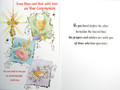 From Mom and Dad With Love Communion Greeting Card