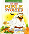 Catholic Bible Stories First Communion Edition