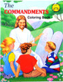 Commandments Coloring Book (Saint Joseph Coloring Books)