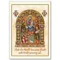 And the Word Became Flesh Christmas Cards