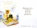 On Your Anniversary of Priesthood Greeting Card