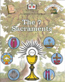 7 Sacraments: A Catholic Activity Book