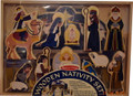 Wooden Nativity Set by Melissa & Doug