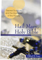 Hail Mary, Holy Bible Sacred Scripture and the Mysteries of the Rosary