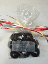 1/2 Lb - Dark Chocolate Triple Dipped Malted Milk Balls