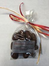 2.8 oz - Milk Chocolate Dipped Cashews
