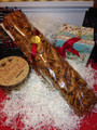 3 Lb Foote's Heritage Solid Pecan Log