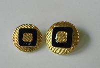 Black/Gold Hammered