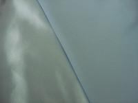 Satin Back Crepe-Crystal Blue
