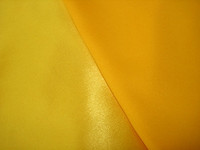 Satin Back Crepe-Canary Yellow