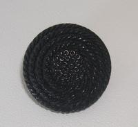 Black Rope Circle Shank