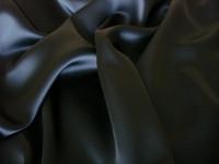 Silk Charmeuse-Black