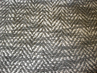 Grey/Silver Boucle'