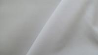 White Cotton Sateen Shirting