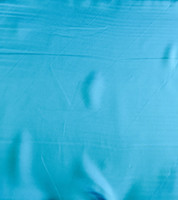 Silk Charmeuse-Turquoise