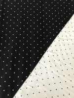 Black/White Reversible Dots