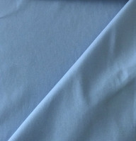 Copen Blue Stretch Cotton Shirting