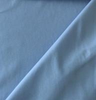 Copen Blue Stretch Cotton Shirting
