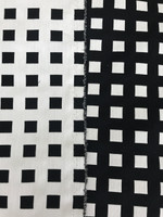 Black/White Reversible Squares