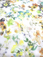Field of Flowers Stretch Cotton