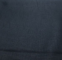 Steel Navy Linen