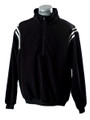 Smitty Major Leage & Collegiate Style Black Pullover