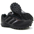 Adidas Solid Black Turf Hog