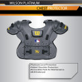 Wilson Platinum Chest Protector