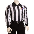 "KHSAA Dye Sublimated 2"" Stripe Long Sleeve Shirt MADE IN THE USA"