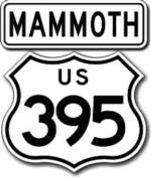 395 Mammoth Sticker